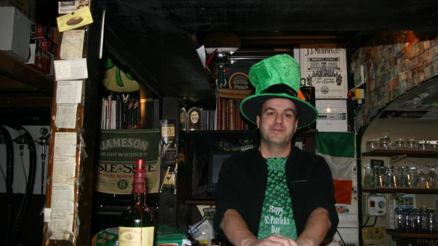 Les pubs irlandais de Nantes se préparent pour la Saint Patrick